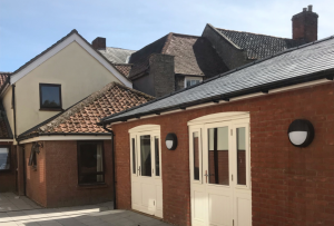 New Extension for The Beeches Residential Home