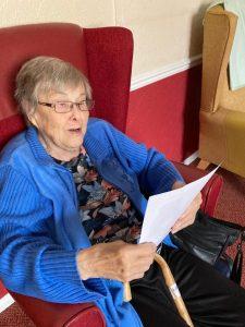 Residents join the YOPEY penpal scheme